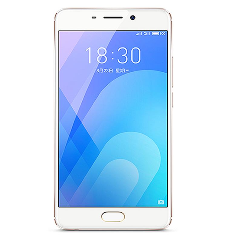 【魅族 品牌会场】魅蓝Note6 3GB+32GB 6个月短合约月返50%套餐话费