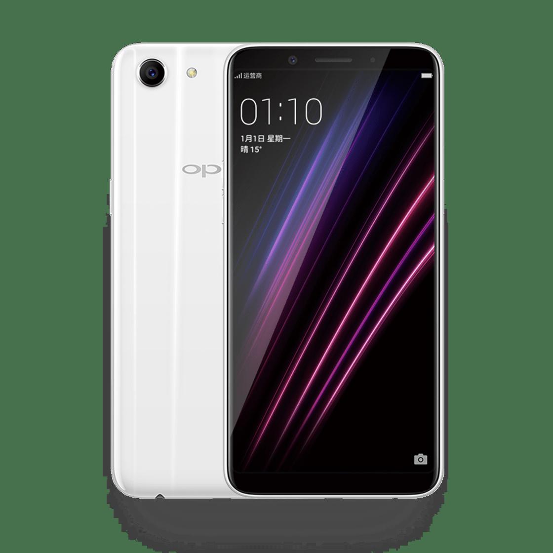 OPPO A1 4G+64G 大内存全面屏手机